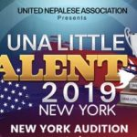 Registration form UNA Little talent show 2019
